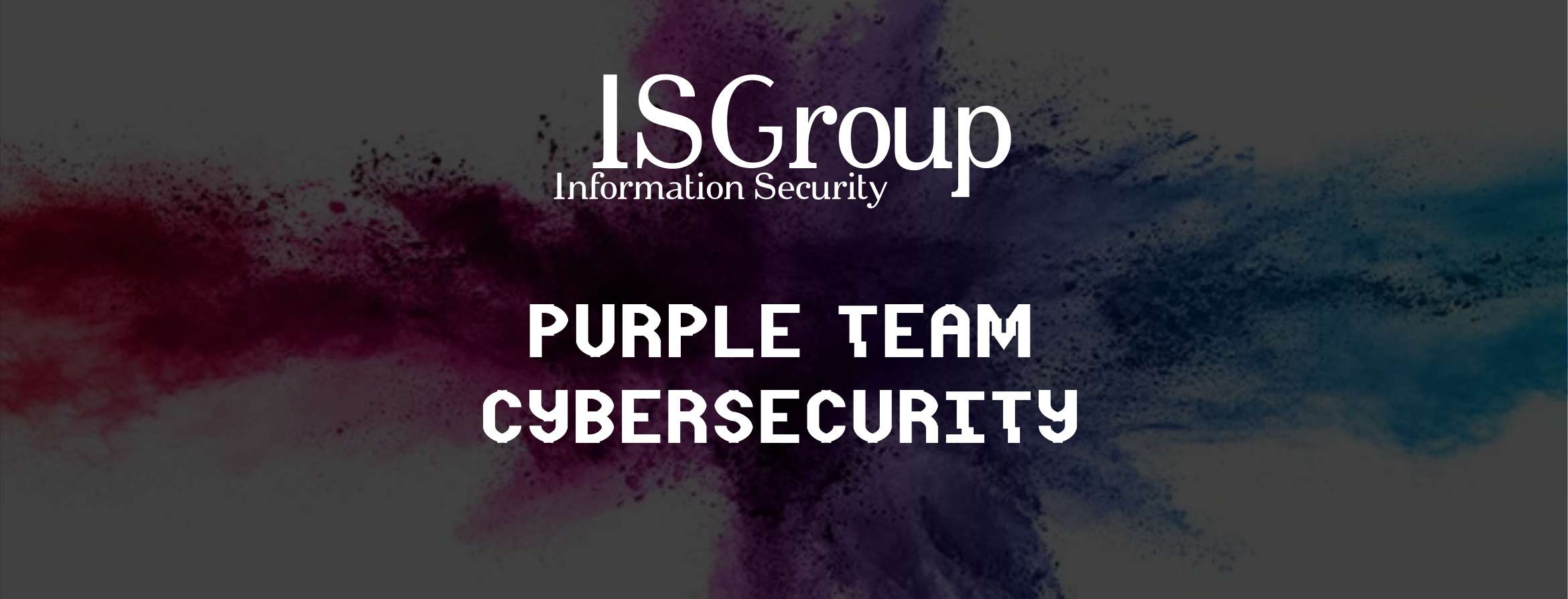 Purple Team Cybersecurity